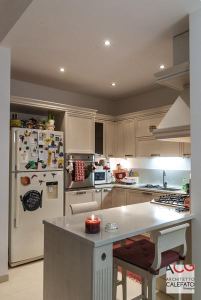 Calefato giuseppe studio di architettura - Tema sulla cucina ...
